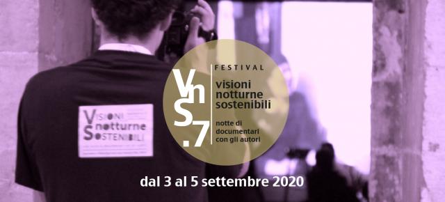 SAVE THE DATE! Festival Visioni notturne Sostenibili 2020