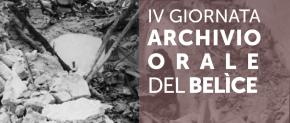 """IV GIORNATA """"ARCHIVIO ORALE DEL BELìCE"""" 14 gennaio 2016"""