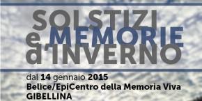 Programmazione invernale - Solstizi e Memorie d'Inverno 2015