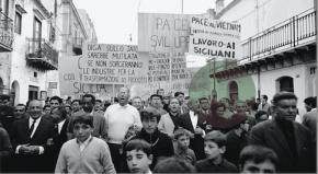 Marcia per la Pace della Sicilia Occidentale '67 e Peppino Impastato 11 maggio 2014_Cinisi