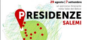 P_RESIDENZE - dal 29 al 31 agosto a Salemi - terza tappa
