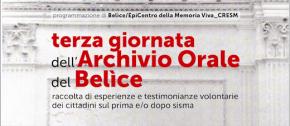 (Italiano) Terza Giornata dell'Archivio Orale del Belìce - 14 gennaio 2014