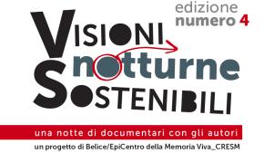 Visioni notturne Sostenibili - 4 edizione bando selezione - scadenza 31 maggio 2015
