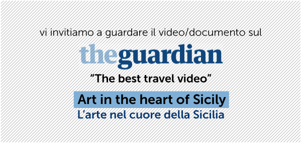 L'arte nel cuore della Sicilia - THE GUARDIANArt in the heart of Sicily - THE GUARDIAN